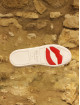 Sneakers rocks à coeurs