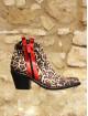 Boots tiag leopard