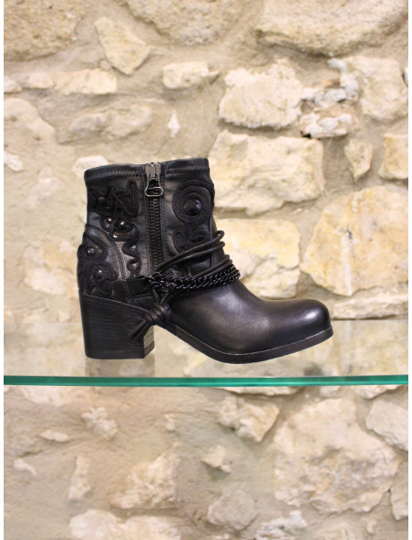 Boots diamant swarovski