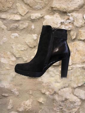 Boots rock'n'roll noir
